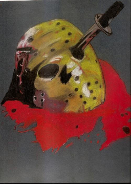 Jason Voorhees by Shadowy